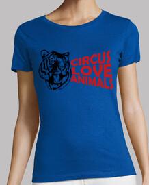 Circus Love Animals