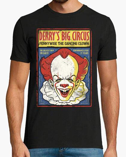 Tee-shirt cirque derrys grand