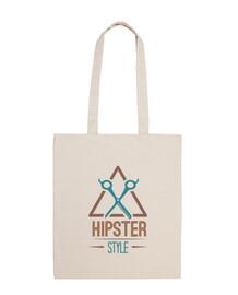 ciseaux de style hipster