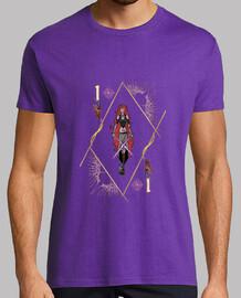 ciseaux violets  homme