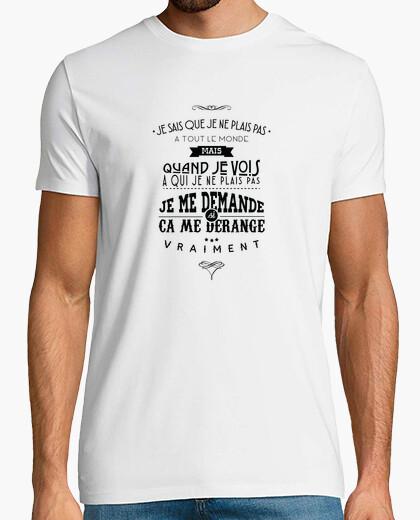 Tee-shirt Citations Dikkenek