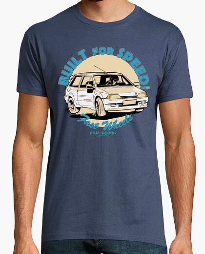 Camiseta CITROEN AX SPORT BLANCO