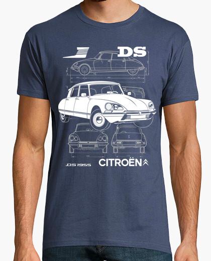 Camiseta Citroen DS