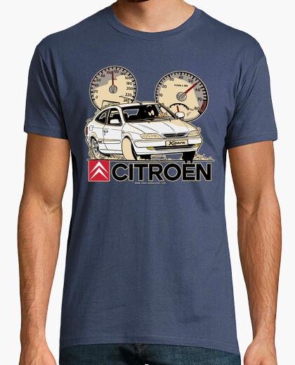 Camiseta CITROEN XSARA BLANCO