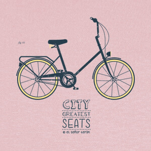 Camisetas City Greatest Seats 01