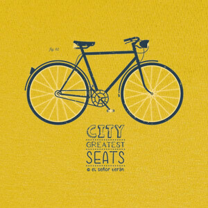 Camisetas City Greatest Seats 02