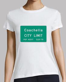 ciudad de Coachella límites señal de tr
