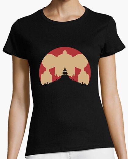 Camiseta ciudad natal del cyborg