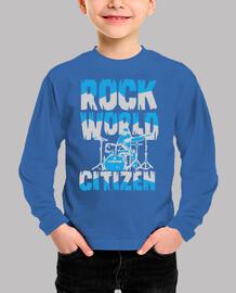 ciudadano del mundo del rock