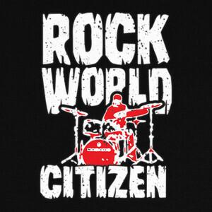 ciudadano del mundo del rock T-shirts