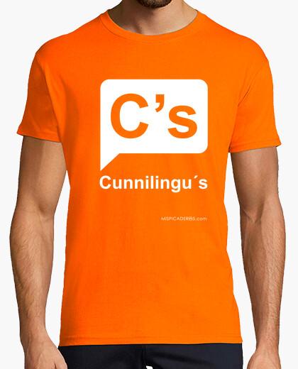 Camiseta Ciudadanos cunnilingus