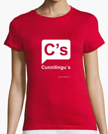Camiseta Ciudadanos cunnilingus chica