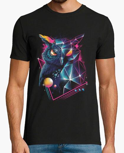 T-shirt civetta gufo rad