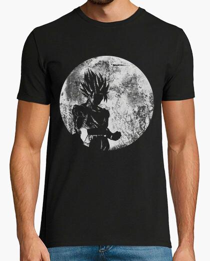 Tee-shirt Clair de Lune Saiyan