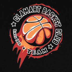 clamart basket club T-shirts