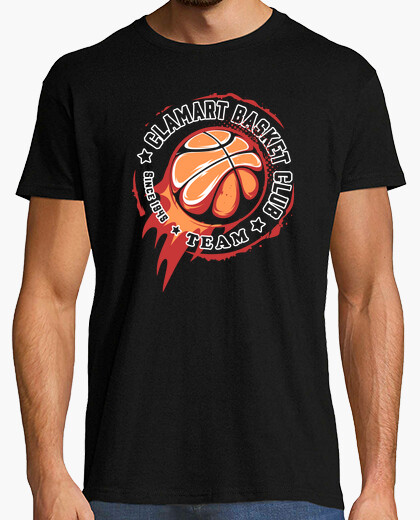 Clamart basket club t-shirt