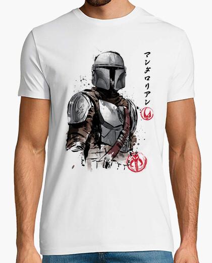 Tee-shirt clan de deux l39 man dalorien