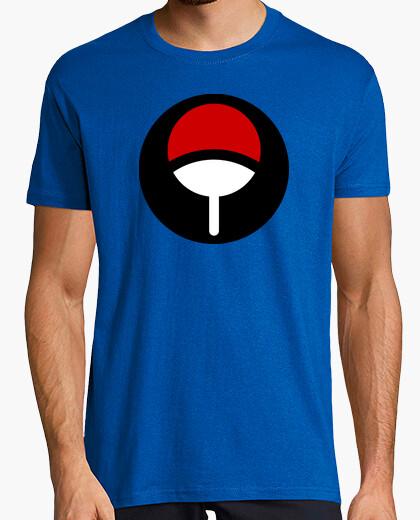 Camiseta Clan Uchiha de Naruto