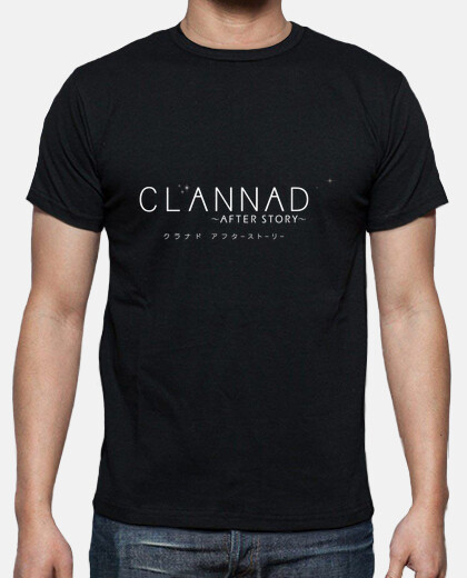 Clannad After Story - Blanco - Logo