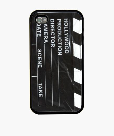 Funda iPhone Claqueta cine