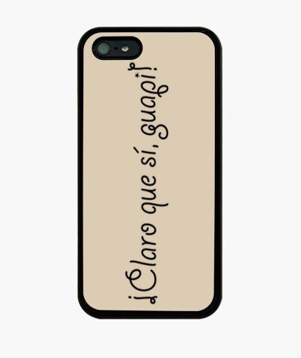 Funda iPhone ¡Claro que sí, guapi!