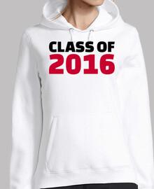 clase de 2016