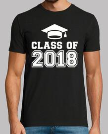 clase de 2018
