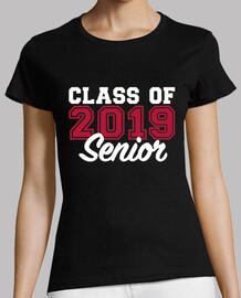 clase de 2019 senior