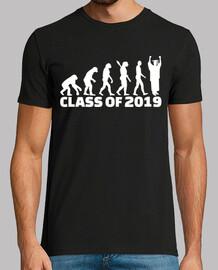 clase evolutiva de 2019