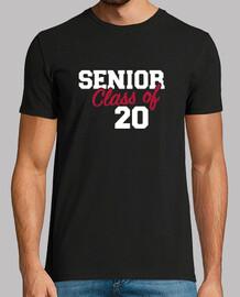 clase senior de 2020
