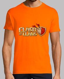 Clash of clans camiseta