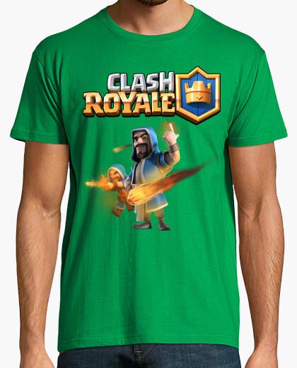 Camiseta Clash Royale Magos