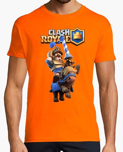 Camiseta Clash Royale Principe Azul