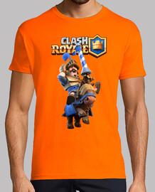 Clash Royale Principe Azul