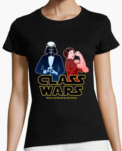 Camiseta Class Wars - Chica