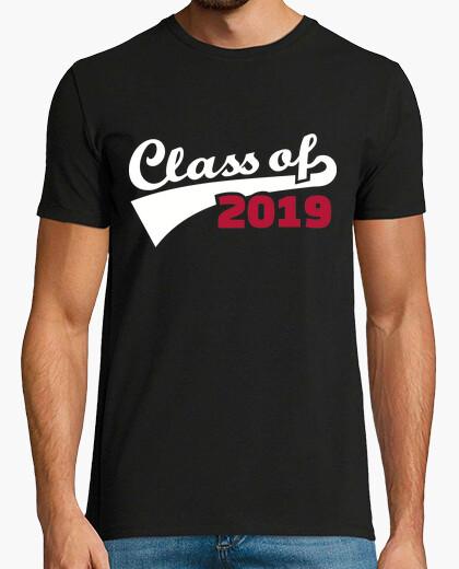 T-shirt classe del 2019