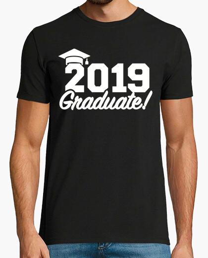 T-shirt classe di laurea 2019