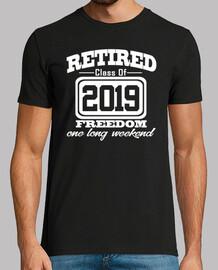 classe pensionata della settimana di libertà di 2019 libertà