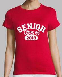 classe senior de 2019
