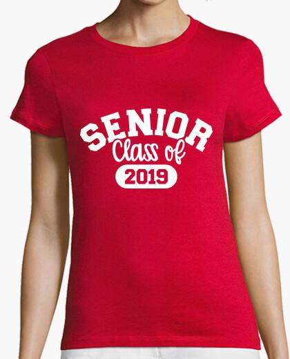 T-shirt classe senior del 2019