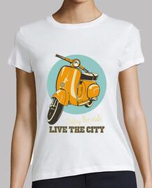 classic scooter - dal vivo città