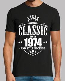 Classic since 1974