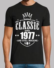 Classic since 1977