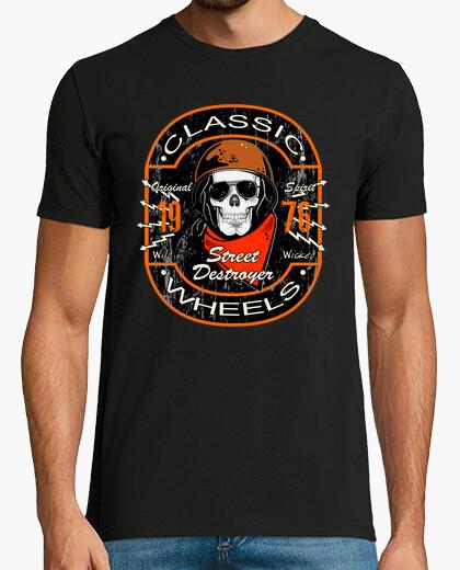 Camiseta Classic Wheels