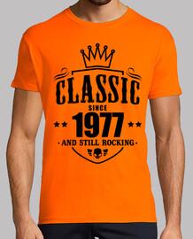 classique depuis 1977
