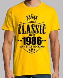 classique depuis 1986
