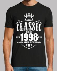 classique depuis 1998