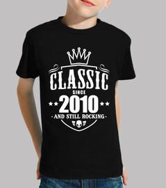 classique depuis 2010