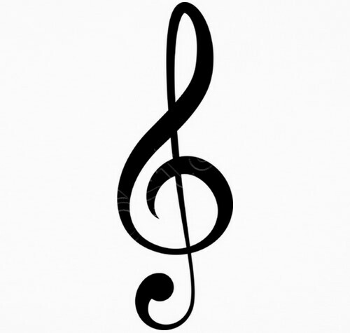 T Shirt Chiave Di Violino 1751293 Tostadora It