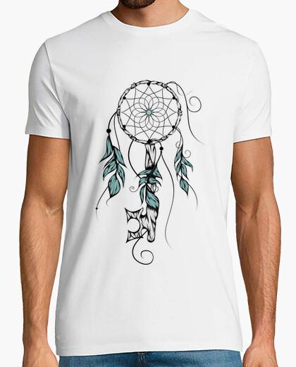 Camiseta clave poética de los sueños